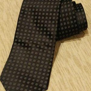 DKNY 100% Silk Tie